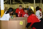 Coca-Cola Sorting Day 2013